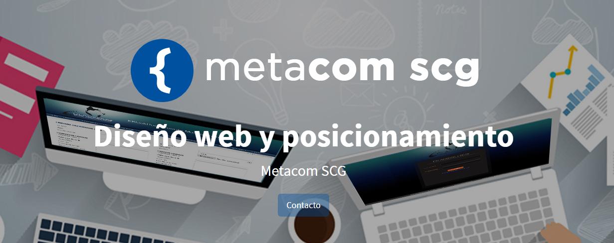 Portada de Metacom SCG
