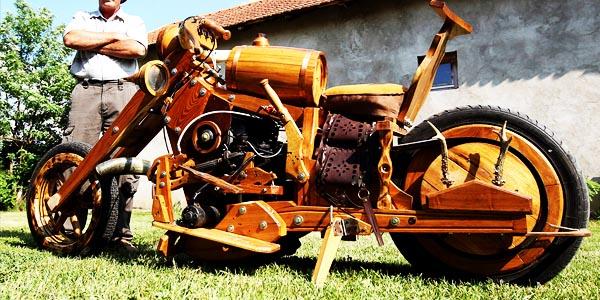 fotografía moto handmade