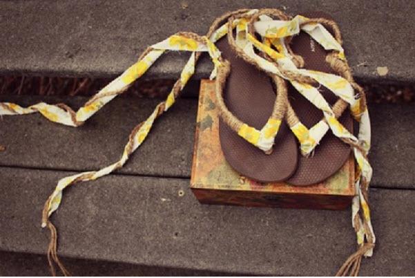 renovar sandalias